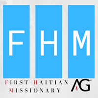 First Haitian Missionary